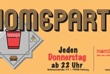 "Donnerstag – ""Homeparty"""